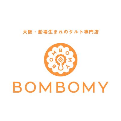 大阪・船場生まれのタルト専門店 BOMBOMY(ボンボミー)